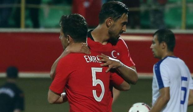 İşte Emre Belözoğlu'nun veliahtı!