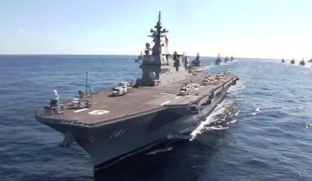 Japonya karar verdi! Donanmayı gönderecek