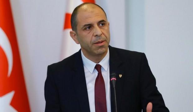 KKTC'den 'Türkiye'nin kararlı tutumu sonuç verdi' değerlendirmesi