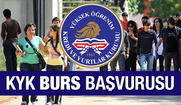 KYK burs ve kredi başvurusu (Yüksek Öğrenim Kredi ve Yurtlar Kurumu) erişime açıldı