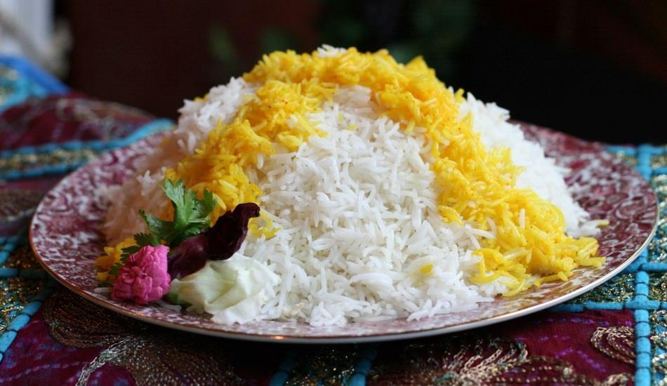 Nefis İran pilavı nasıl yapılır?