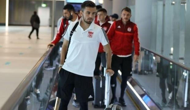 Sivasspor'un Galatasaray maçı kadrosu