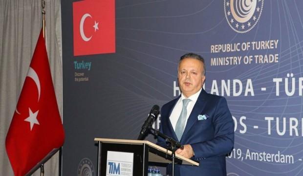 TİM'den 'Barış Pınarı Harekatı'na destek