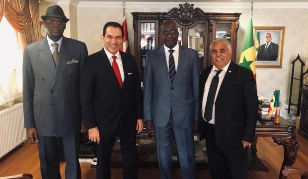 Türk iş dünyasının Afrika açılımı devam ediyor