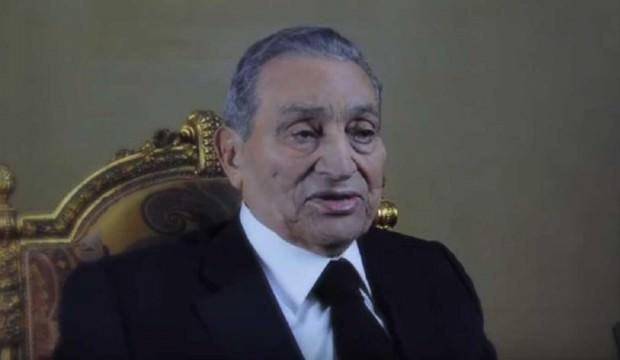 Devrik lider Hüsnü Mübarek'ten 8 yıl sonra bir ilk