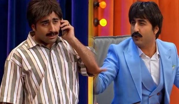 Güldür Güldür Show'un Bilal'i Onur Buldu saçlarını kazıttı!