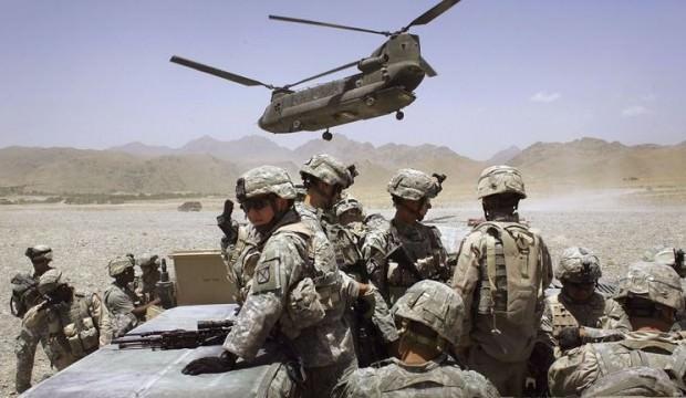 ABD Afganistan'daki asker sayısını 2 bin azalttı