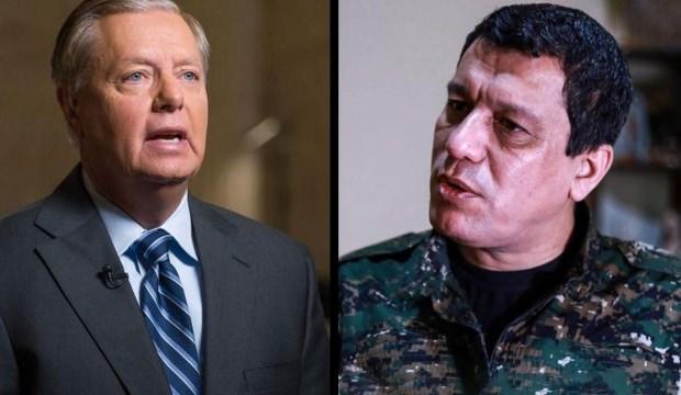 ABD'li senatörler PKK'lı terörist için vize istedi!