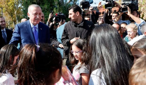 Başkan Erdoğan'dan EYT açıklaması