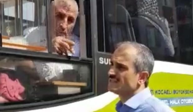 Belediye başkanı durdurdu: İşini böyle yapıyorsan...
