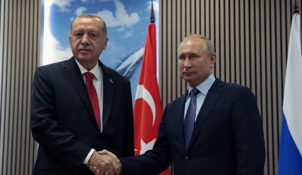 Cumhurbaşkanı Erdoğan'dan kritik Rusya ziyareti