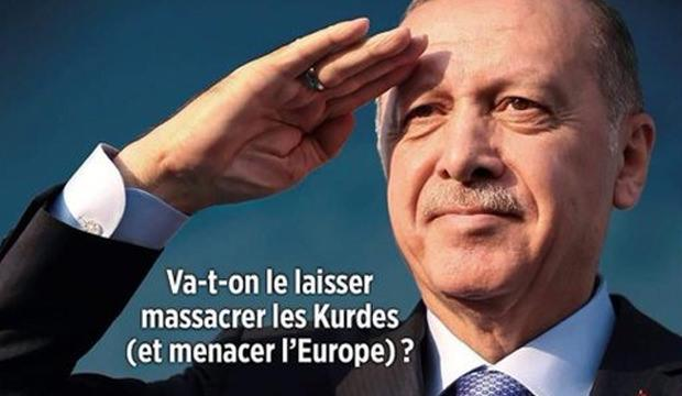 Erdoğan, Fransız yazarın skandal yazısı için harekete geçti