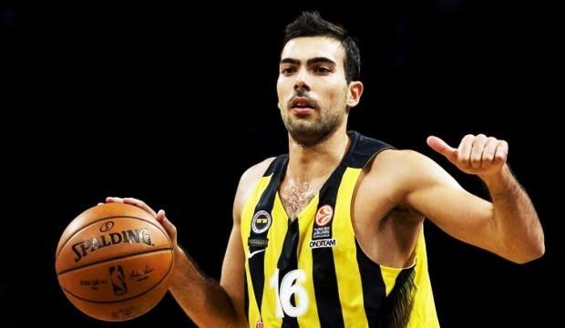 Fenerbahçeli Sloukas'a büyük onur!