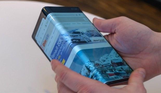 Katlanabilen Huawei Mate X'in fiyatı ve özellikleri