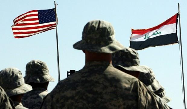 Irak'tan ABD askerlerine veto!