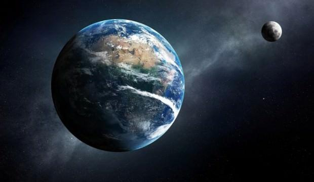 NASA tarih verip dünyaya duyurdu!