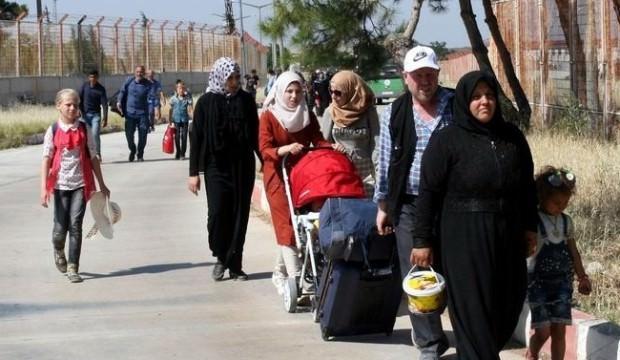 Soçi mutabakatı sonrası gözler Türkiye'deki Suriyelilerde
