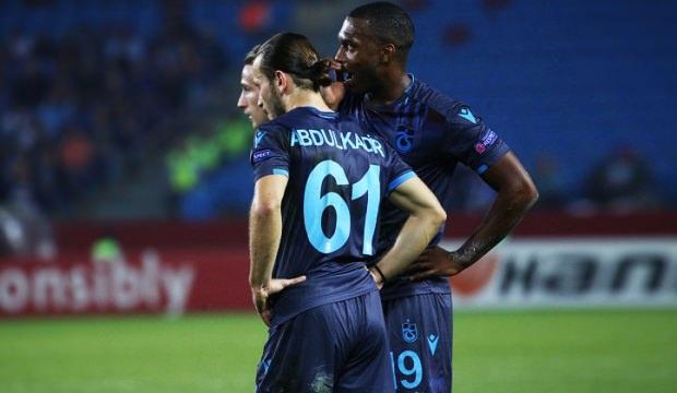 Trabzonspor'a Sturridge'den iyi, Abdülkadir Parmak'tan kötü haber
