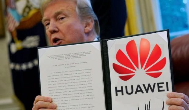ABD'den Huawei'ye iyi haber geldi