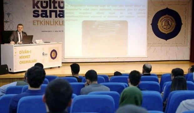 Türkistan'ın piri: Hoca Ahmet Yesevî