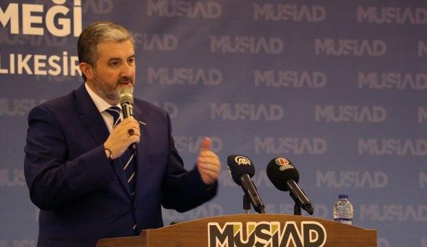 MÜSİAD Başkanı Kaan'dan İslami finans vurgusu