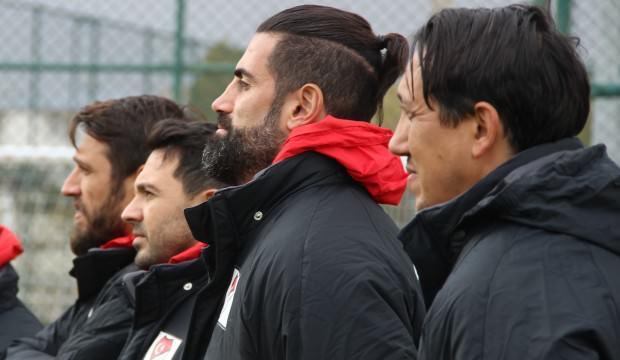 Volkan Demirel: Hedefim kaleci antrenörlüğü değil!