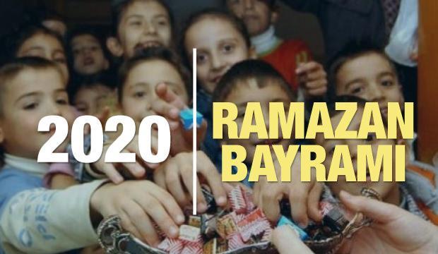 Ramazan Bayramı ne zaman? 2020 Bayram tatili 9 gün olacak mı?