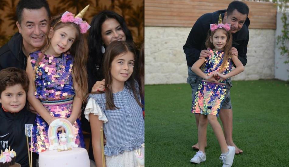 Acun Ilıcalı kızı Melisa'nın 6. yaş gününü kutladı!