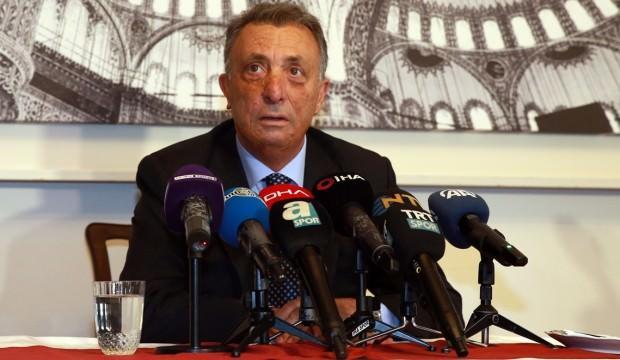 Beşiktaş'ta profesyonellerden 2,5 milyon TL