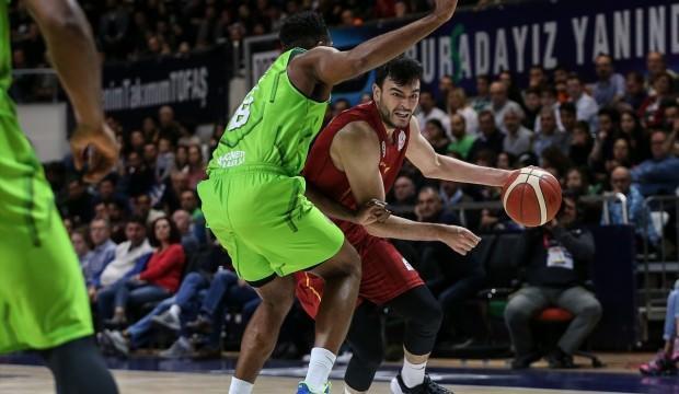 Galatasaray, Tofaş deplasmanından mağlup ayrıldı