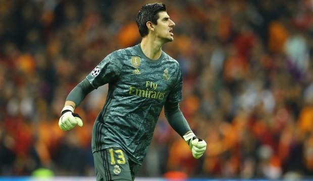 Courtois: Galatasaray maçını kazanmalıyız
