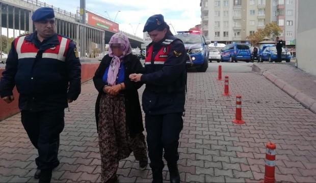 70 yaşındaki karı koca böyle yakalandı