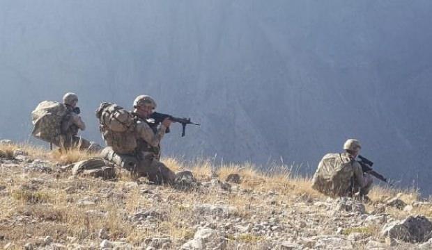 Erzincan'da PKK sığınağına operasyon! Hepsi ele geçirildi