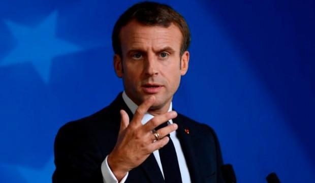 Macron Bosna'yı saatli bombaya benzetti! Tepki yağdı