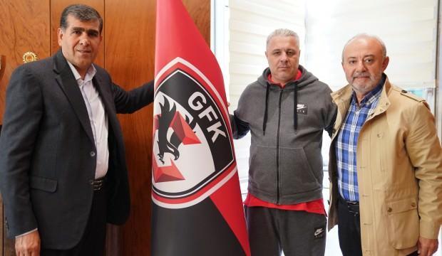 Gaziantep'de Sumudica'nın sözleşmesi uzatıldı
