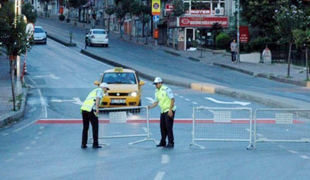 İstanbullular dikkat! Yarın bu yollar kapalı olacak