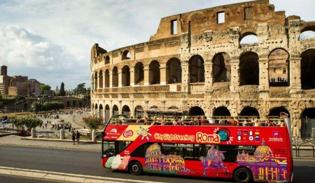 Antik tarihin kalbi Roma'da gezilecek yerler