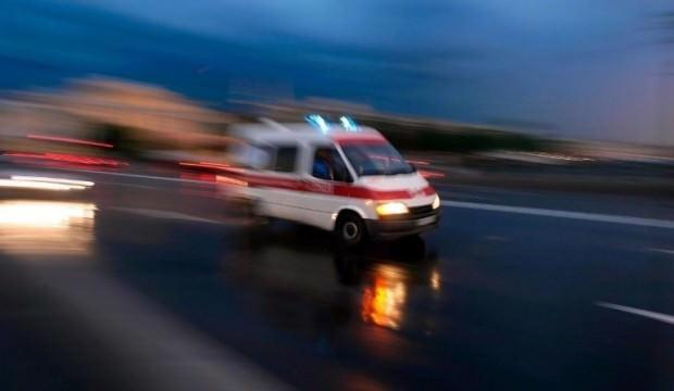 Yok artık! Hastanenin ambulansını çaldılar