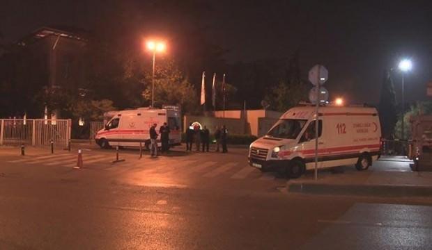Yok artık! İstanbul Tıp Fakültesi Hastanesi'nin ambulansını çaldılar