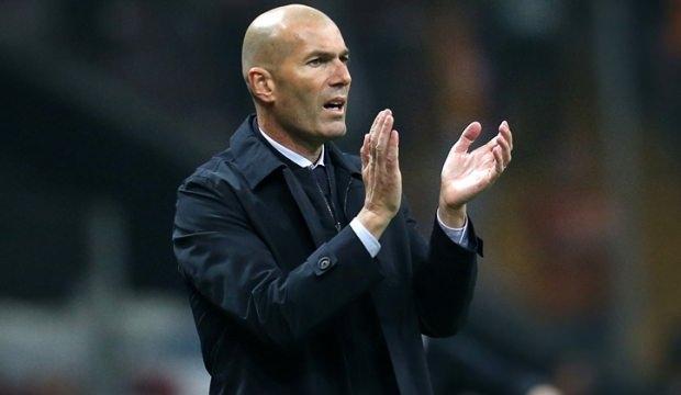 Zinedine Zidane'dan Galatasaray uyarısı!