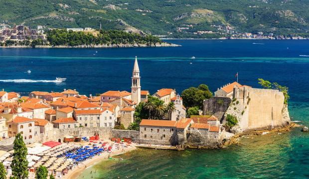 2500 yıllık geçmişe sahip Budva gezisi - Budva Antik Plajı