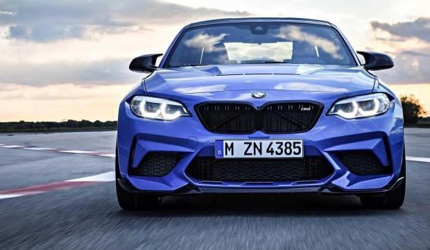 Yeni BMW M2 CS 450 bg güçle geldi!