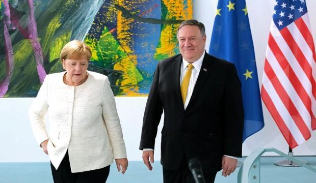 Merkel: Almanya, sorunların çözümünde aktif rol almak istiyor