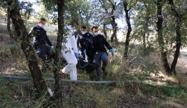 Adıyaman'da ağaca asılı erkek cesedi bulundu