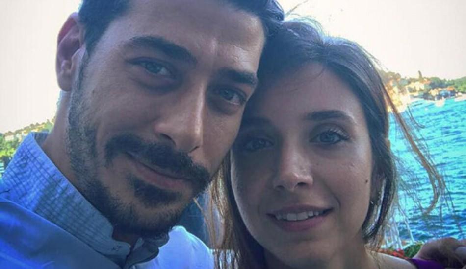 Alper Saldıran ile Pınar Tuncegil çifti boşandı!