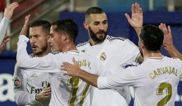 Benzema tarih yazdı, Real Madrid coştu!