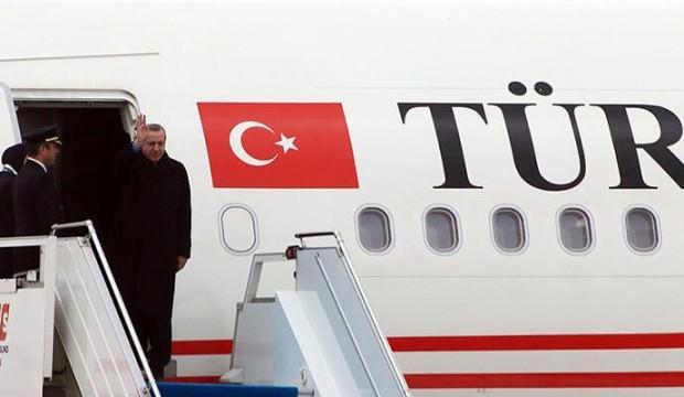 Cumhurbaşkanı Erdoğan, Macaristan'a gidiyor