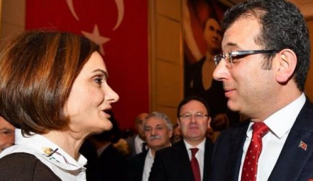 Ekrem İmamoğlu'ndan Kaftancıoğlu'na cevap!