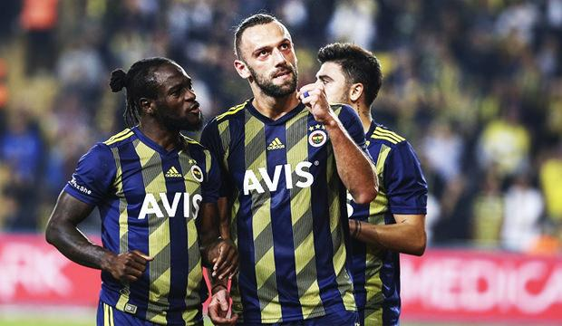 Fenerbahçe zirveyi ele geçirdi!
