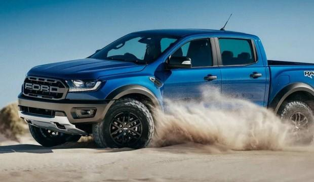 Ford, Ranger ve Ranger Raptor modellerini yeniledi